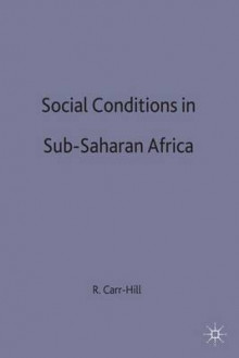 Social Conditions in Subsaharan Africa av Roy Carr-Hill (Innbundet)