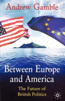 Between Europe and America av Andrew Gamble (Heftet)
