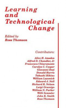 Learning and Technological Change 1993 (Innbundet)