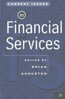 Current Issues in Financial Services (Heftet)