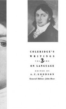Coleridge's Writings: On Language v. 3 av Samuel Taylor Coleridge (Innbundet)