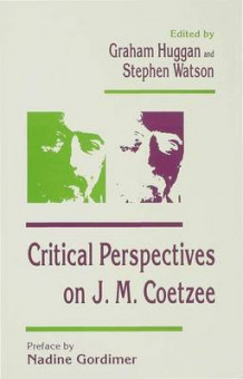 Critical Perspectives on J. M. Coetzee (Innbundet)