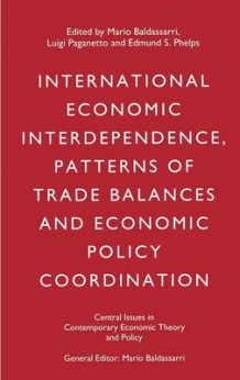 International Economic Interdependence, Patterns of Trade Balances and Economic Policy Coordination (Innbundet)