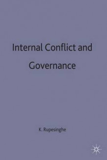 Internal Conflict and Governance (Innbundet)