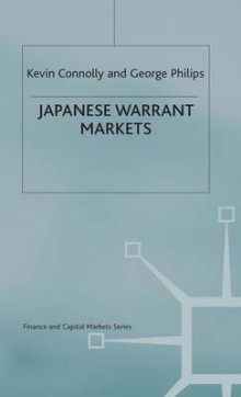 Japanese Warrant Markets av George A. Philips og Kevin J. Connolly (Innbundet)