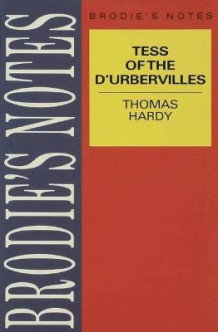 "Hardy: ""Tess of the D'Urbervilles"" av Norman T. Carrington (Heftet)"