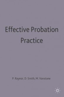 Effective Probation Practice av Professor Peter Raynor, David Smith og Maurice Vanstone (Heftet)