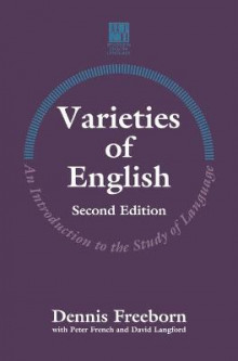 Varieties of English av Dennis Freeborn, Peter French og David Langford (Heftet)