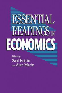 Essential Readings in Economics (Heftet)