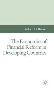 The Economics of Financial Reform in Developing Countries av Wilbert O. Bascom (Innbundet)