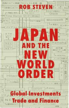 Japan and the New World Order av Rob Steven (Heftet)