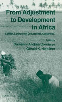 From Adjustment to Development in Africa 1994 (Innbundet)