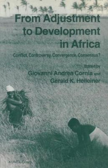 From Adjustment to Development in Africa 1994 (Heftet)
