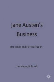 Jane Austen's Business (Innbundet)