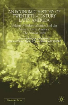 An Economic History of Twentieth-Century Latin America (Innbundet)