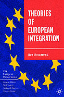 Omslag - Theories of European Integration