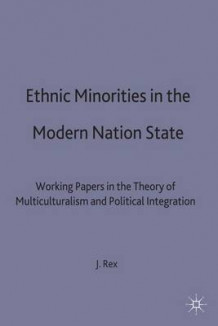 Ethnic Minorities in the Modern Nation State av John Rex (Innbundet)