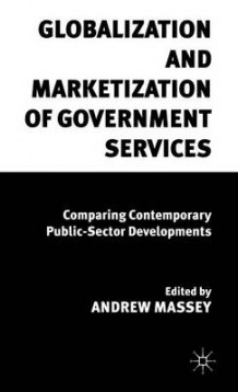 Globalization and Marketization of Government Services (Innbundet)