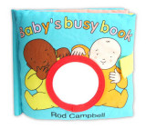 Omslag - Baby's Busy Book