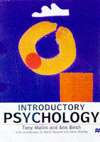 Introductory Psychology av Tony Malim og Ann Birch (Heftet)