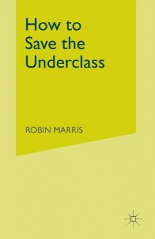 How to Save the Underclass av Robin Marris (Heftet)