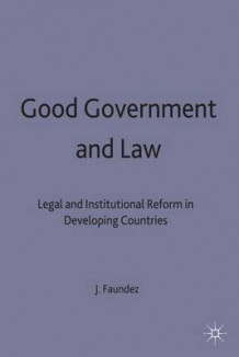 Good Government and Law (Heftet)
