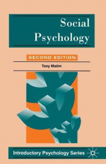 Social Psychology av Tony Malim (Heftet)