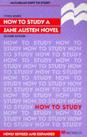 How to Study a Jane Austen Novel av Vivien Jones (Heftet)
