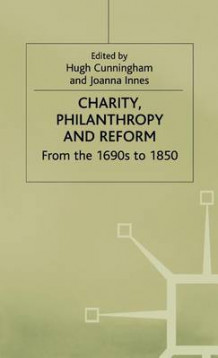 Charity, Philanthropy and Reform (Innbundet)