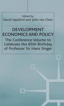 Development Economics and Policy (Innbundet)