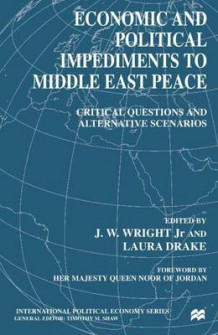 Economic and Political Impediments to Middle East Peace 2000 (Innbundet)