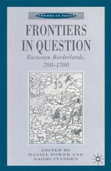 Frontiers in Question (Heftet)