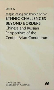 Ethnic Challenges Beyond Borders 1998 (Innbundet)