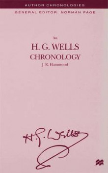 An H.G. Wells Chronology av J. R. Hammond (Innbundet)