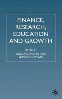 Finance, Research, Education and Growth (Innbundet)