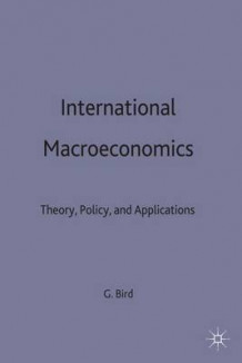International Macroeconomics 1998 av Graham Bird (Innbundet)
