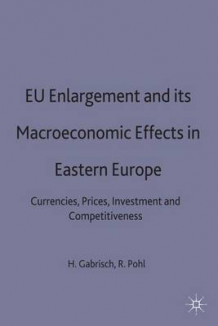EU Enlargement and Its Macroeconomic Effects in Eastern Europe (Innbundet)
