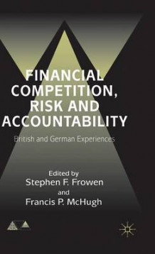 Financial Competition, Risk and Accountability (Innbundet)