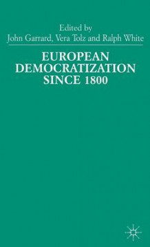 European Democratization since 1800 (Innbundet)