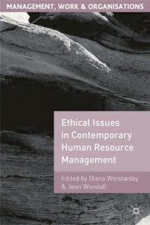 Ethical Issues in Contemporary Human Resource Management (Innbundet)