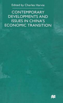Contemporary Developments and Issues in China's Economic Transition (Innbundet)