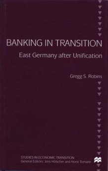 Banking in Transition av Gregg S. Robins (Innbundet)