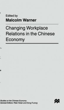 Changing Workplace Relations in the Chinese Economy (Innbundet)