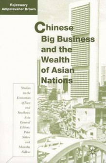 Chinese Big Business and the Wealth of Asian Nations av Rajeswary Ampalavanar Brown (Innbundet)