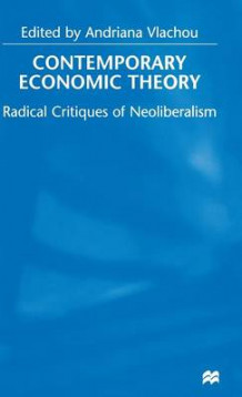Contemporary Economic Theory (Innbundet)