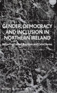Gender, Democracy and Inclusion in Northern Ireland (Innbundet)