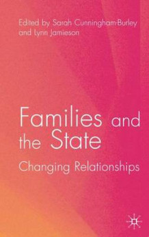 Families and the State (Innbundet)