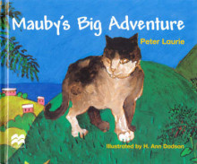 Mauby's Big Adventure av Peter Laurie (Heftet)