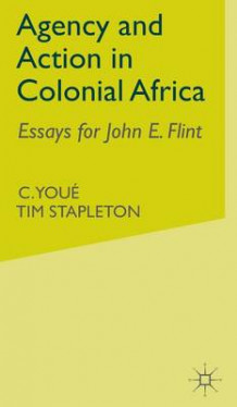 Agency and Action in Colonial Africa (Innbundet)