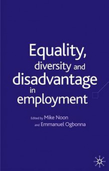Equality, Diversity and Discrimination in Employment (Innbundet)